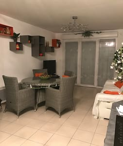 New cosy 47m2 Appartment ( Fully equiped ) - Mouans-Sartoux