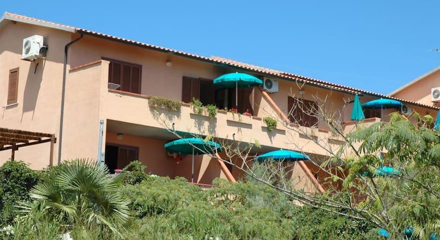 Rio nell'Elba-Residence con piscina - Rio Nell'elba - Apartment