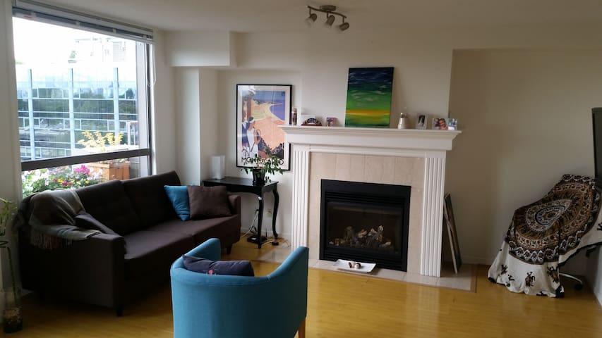 Kitsilano 2B/2BA - Vancouver - Appartamento