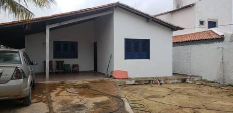 Casa de praia família e amigos em Luís Correia