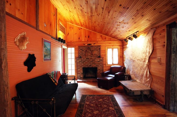 2 Bedroom Cabin on River with King beds