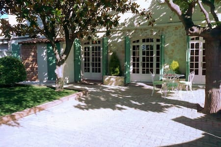 Maison en Camargue - entre le Rhône et la Mer
