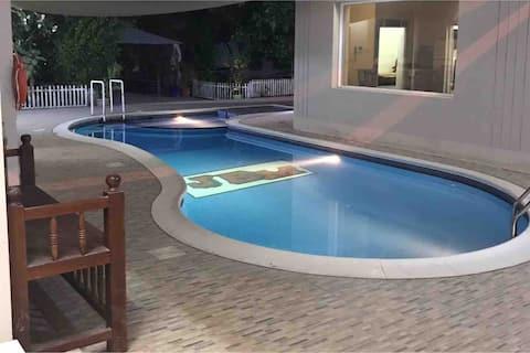 Lovely Garden Pool house villa