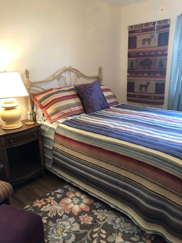 LONG-TERM renter sought. Private room in my home.