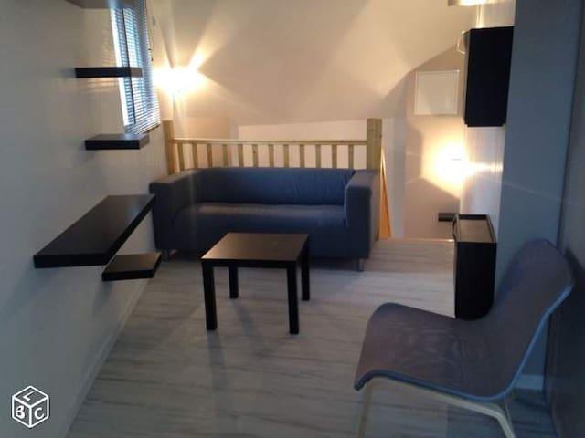 Appartement maison cosy T3