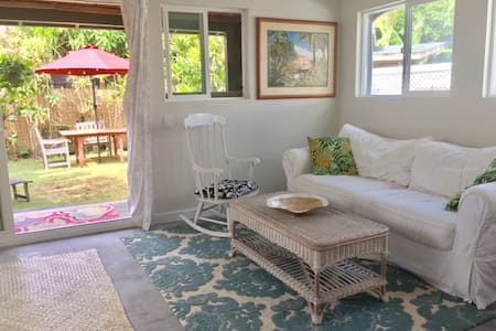 Spacious & Bright Beach Studio - Kailua
