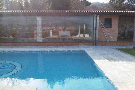 Preciosa casa con piscina en rias bajas gallegas - A Guarda