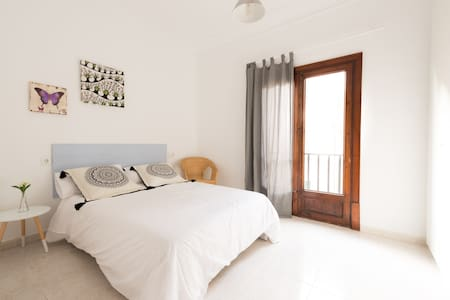 Wonderful big room in the heart of Palma - Palma - Huoneisto