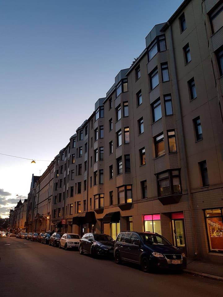Arts District Helsinki