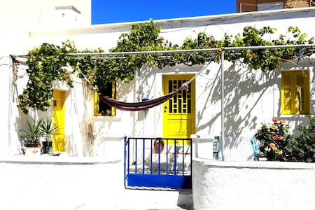 Piccola casa d'arte a Kefalos/Kos