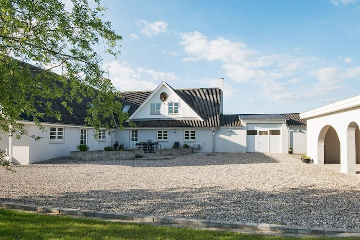 4 star holiday home in Ørsted