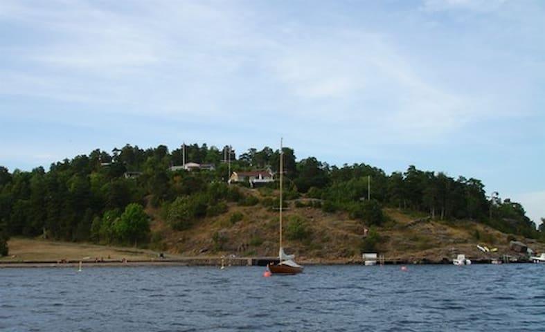 Olaf Knudsens vei - Nøtterøy