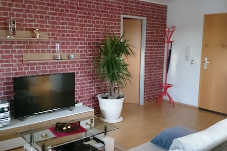 Beautiful two room apartment with big roof-terrace - Wiesbaden - Apartment - 2