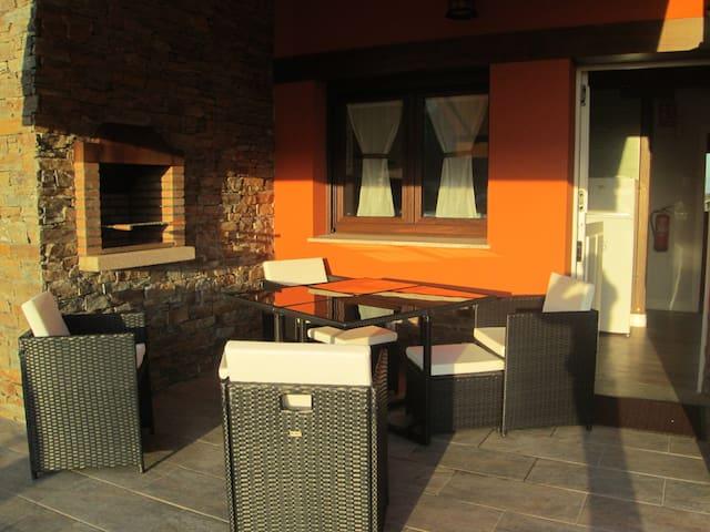 Apartamento de 4 a 5 personas - Playa Barayo