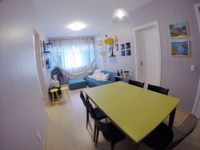 Apartamento Bem Decorado e Ótima Localização