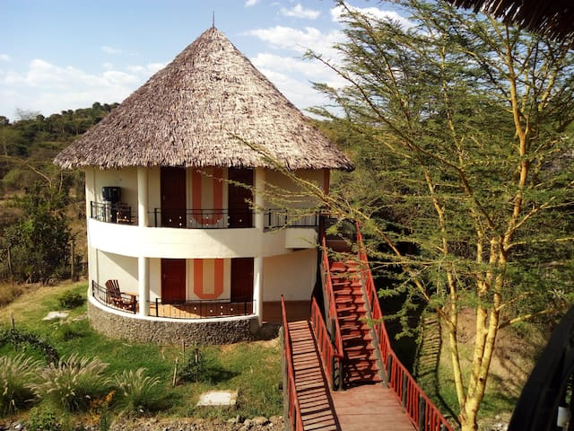 Your Room in a Boutique and Rustic Eco-lodge - Gilgil