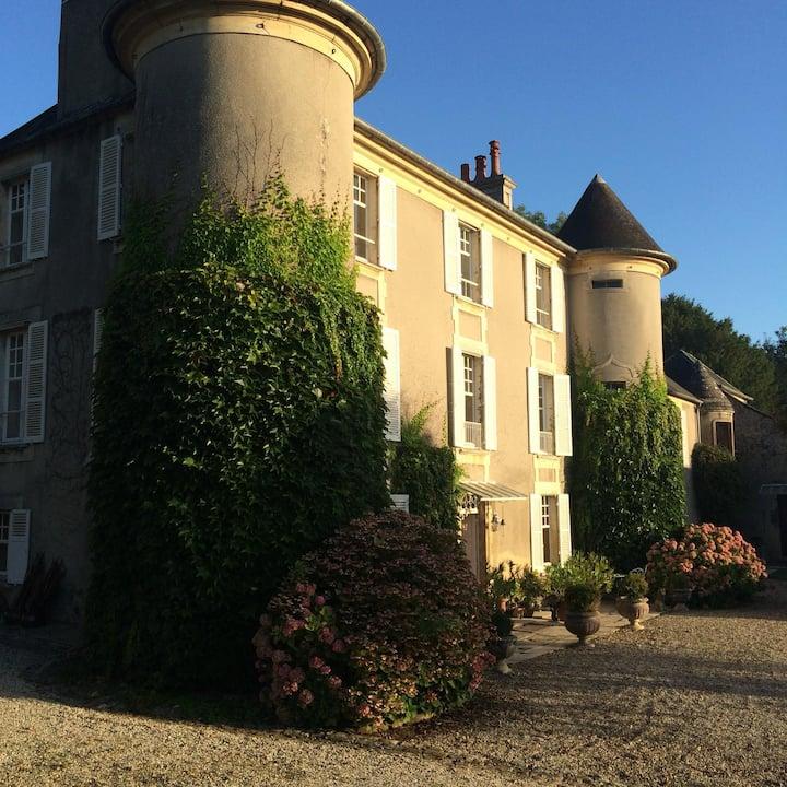 Château de la Vallée, entre Terre et Mer...