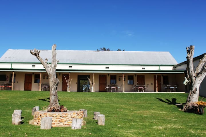 Du Vlei - Riebeek Kasteel, Peaceful farm stay