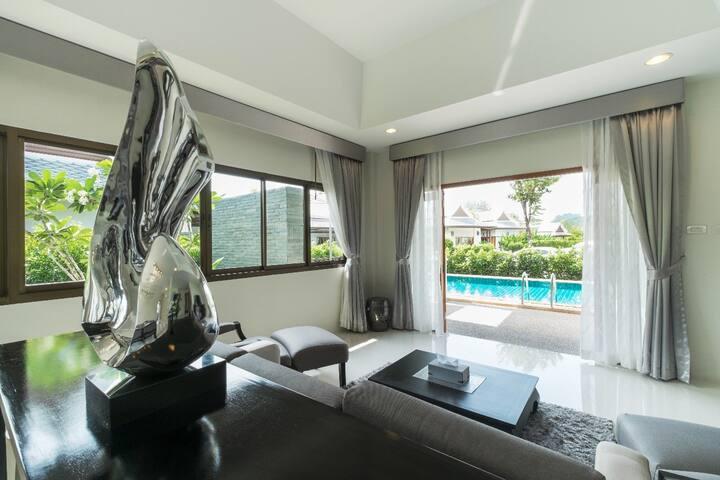 2 Bedroom Pool Villa Ao Nang