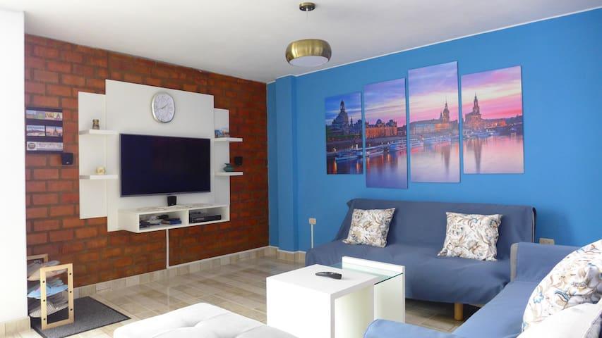 "Casa Qori - Ica - Apartment ""Alemania"" möbliert"