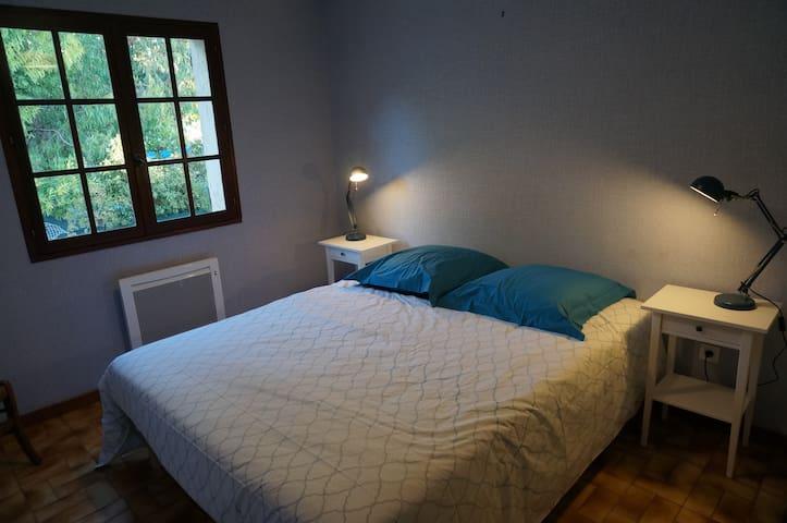 chambre 1er niveau