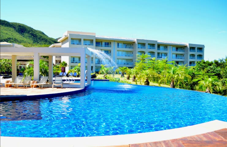 Cristal RioQuente Resorts entrada HotPark incluída - Mansões do Rio Quente II - Timeshare