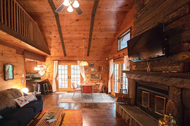 Winston's Place - Woodland Cozy Catskills Cabin