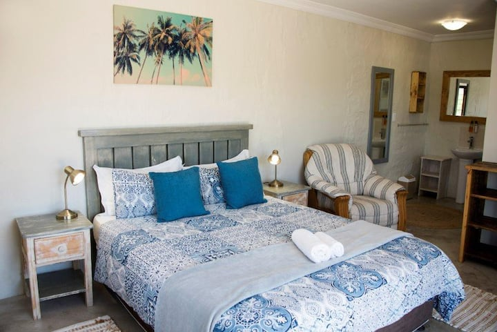Double Room at the Beach Lodge