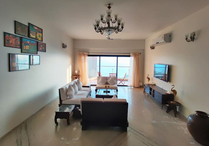 3bhk Sea facing Luxurious Apartment in Panjim
