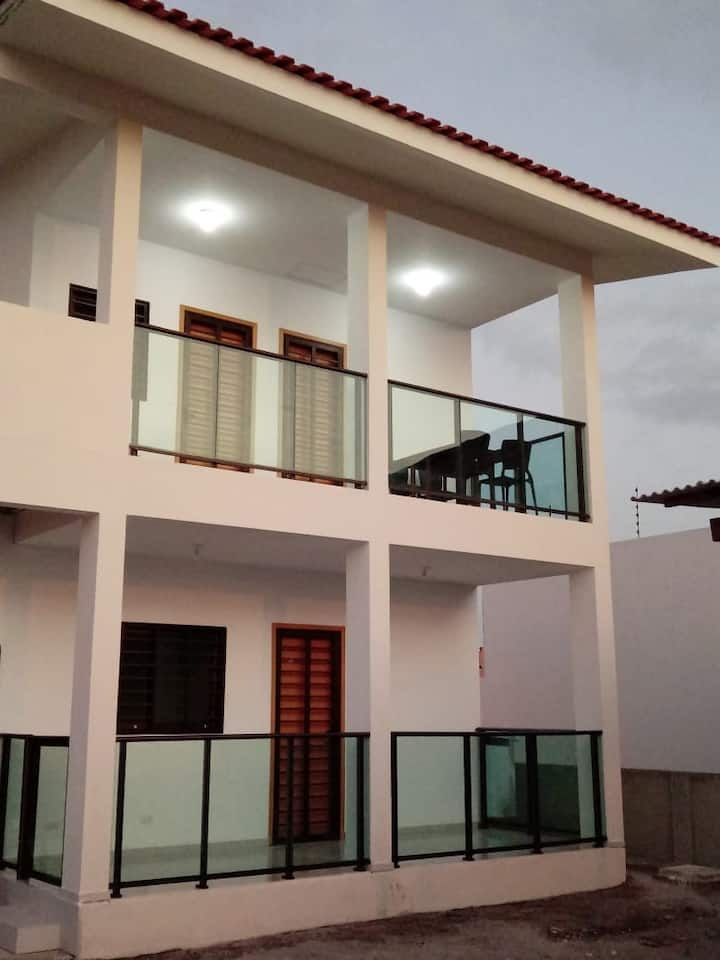 Flat in Carneiros Beach - Tamandaré city (1o andar