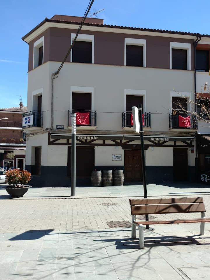 Apartamento Turistico La Carrera Mendavia Navarra
