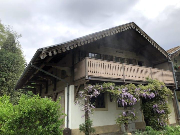 The Datcha  Parc de Wesserling