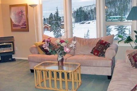 Lovely ski condo at Mt Washington - Courtenay - Condominium