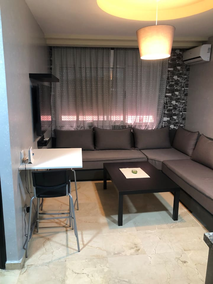 Appartement 17 au centre tv Netflix/wifi /clim