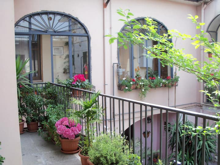Bed and breakfast Casteltiziano Cicciano