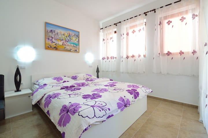 Villa Plat Standard studio for 4 with balcony
