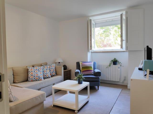 Original 1950´s apartment