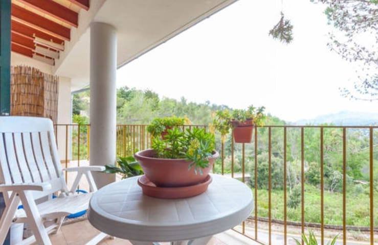Apt with Mountain views all round - Escorca - Apartamento