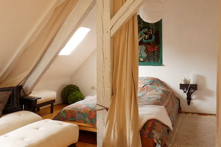 Dreamlike guest-room with atmospher - Saarbrücken