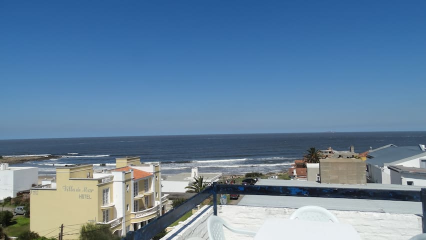 La mejor vista de La Barra - Posta del Cangrejo