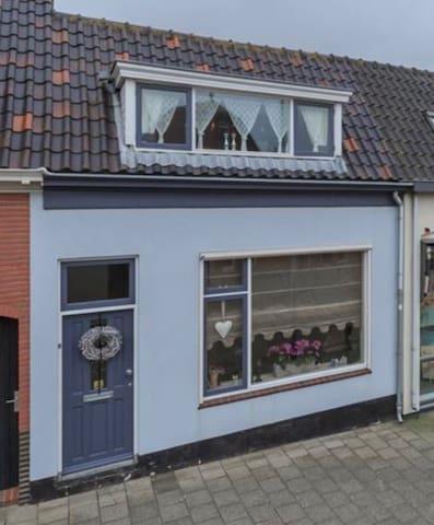 Little Fisherman's house - Katwijk aan Zee - Hus