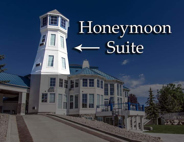 Romantic Lighthouse Suite