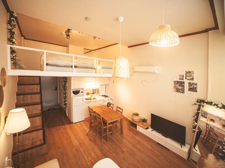 ☆new☆lala house cheonho, jamsil_2 bed(천호)