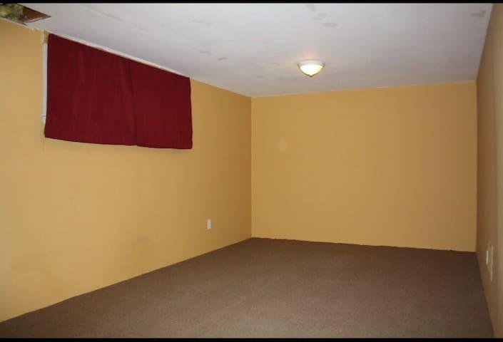 Basement room 4 Rent: NSCC Kingstec - Kentville