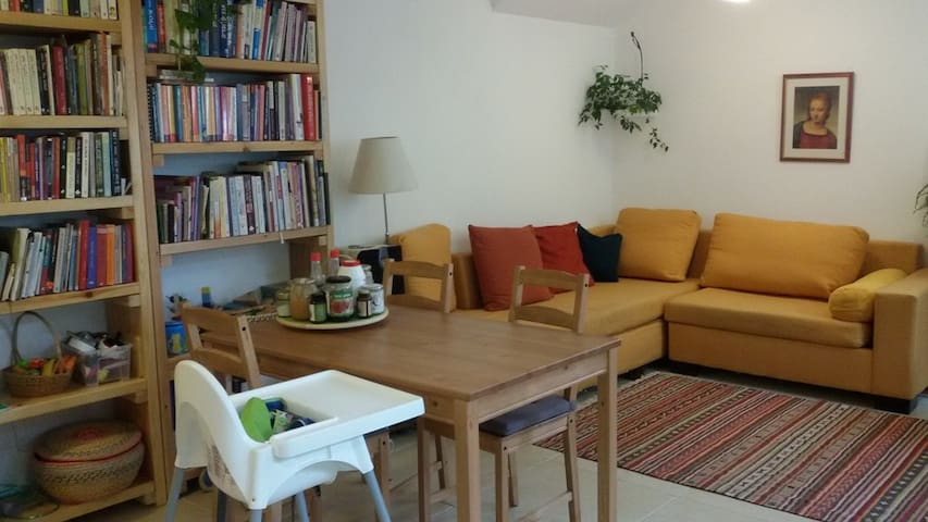 Cozy studio apartment close to nature - Jerusalem - Pis