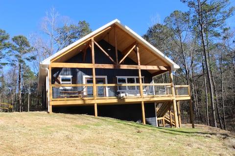 The Sawyer House at Lay Lake