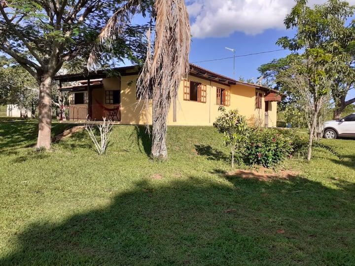 Casa de campo a 5 minutos de Pirenópolis
