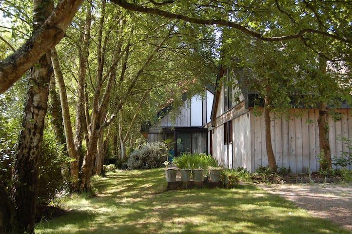 Le gîte de Malik Bretagne - Plélan-le-Petit - House