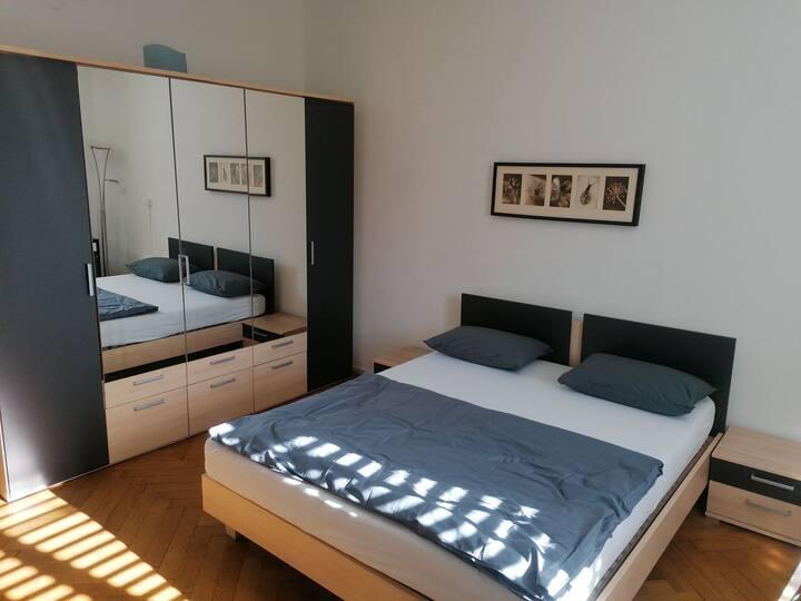 Perfekte kleine 2 Zimmerwohnung 5min vom  Bahnhof