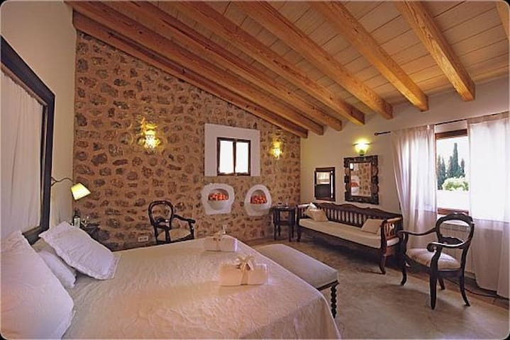 Superior double room with terrace - Sóller - Bed & Breakfast